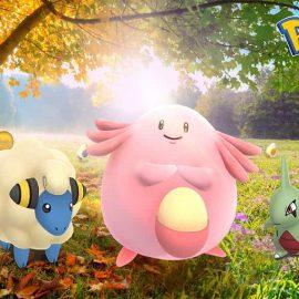 ¡Llega el evento del equinocio de otoño a Pokémon GO!