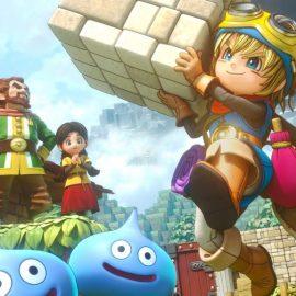 ¡Ya disponible la demo de Dragon Quest: Builders!