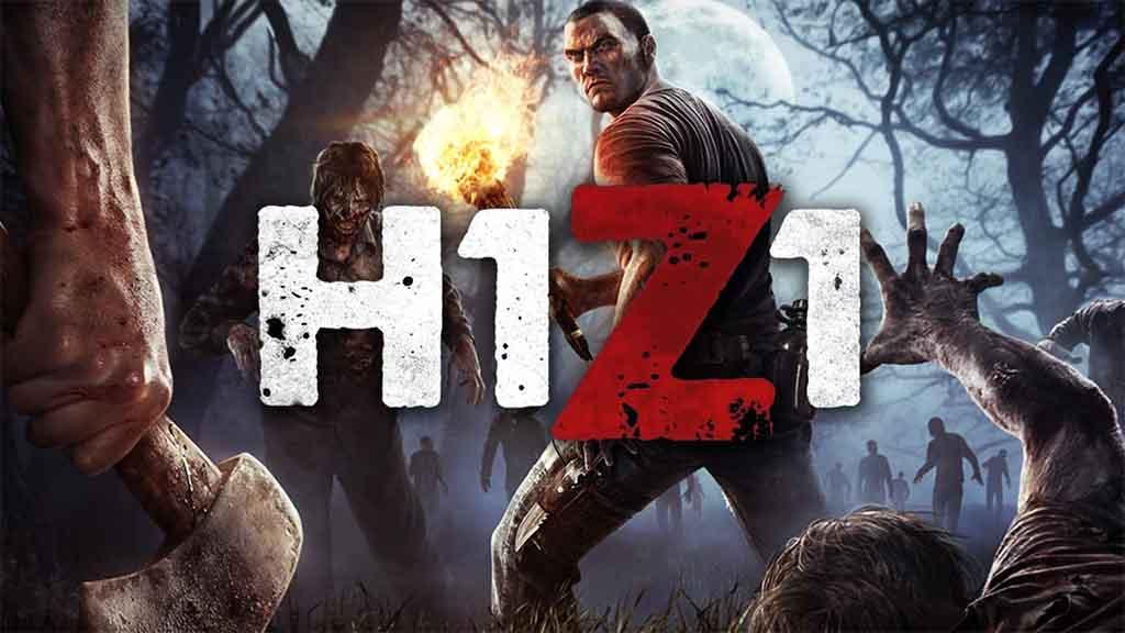 Prueba H1Z1 durante toda una semana en Steam