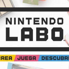 Nintendo sube en bolsa tras la presentación de Nintendo Labo
