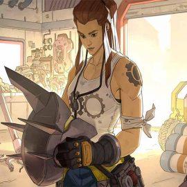 Brigitte se unirá definitivamente a Overwatch la semana que viene