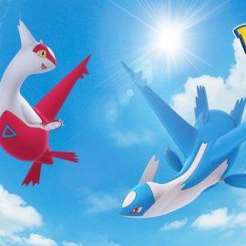 ¡Latios y Latias llegan a Pokémon GO!