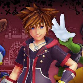 Capturado el autor del robo de copias de Kingdom Hearts 3