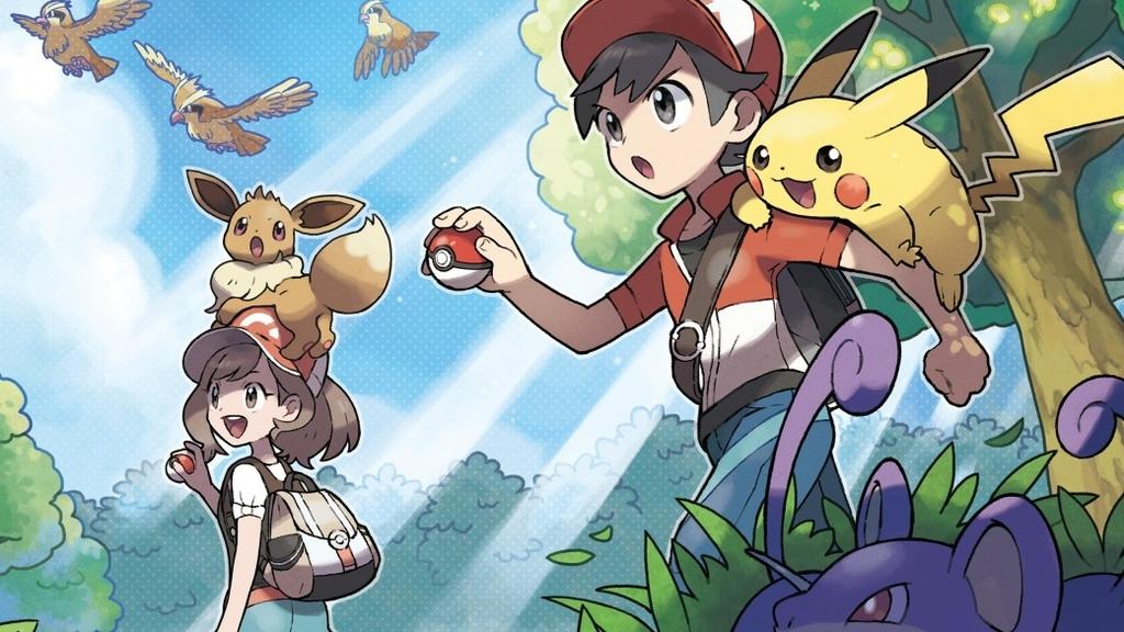 Juega YA a Pokémon Masters en tu dispositivo Android