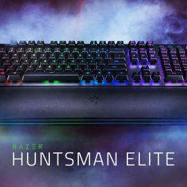 Analizamos el teclado Razer Huntsman Elite