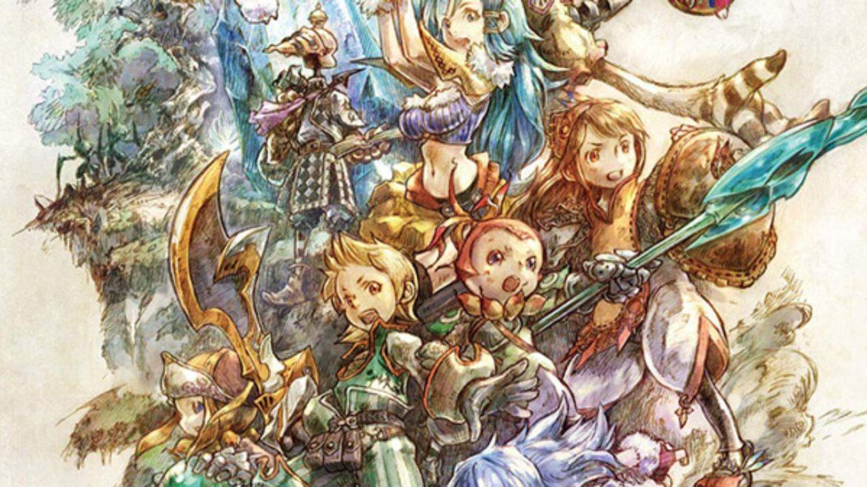 Se confirma la fecha de lanzamiento de Final Fantasy Crystal Chronicles Remaster