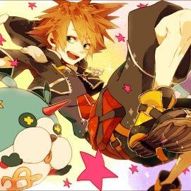 Xbox One recibirá las versiones HD de Kingdom Hearts